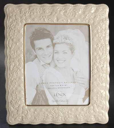 Lenox  Wedding Promises  Frame 8X10 lafavoritafavorscom